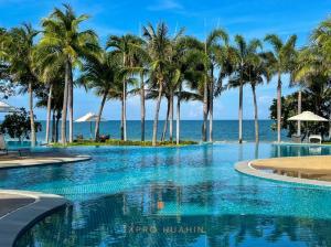 For SaleCondoHua Hin, Prachuap Khiri Khan, Pran Buri : Hot Deal คอนโดติดทะเล บนชายหาดที่สวยที่สุดของหัวหิน