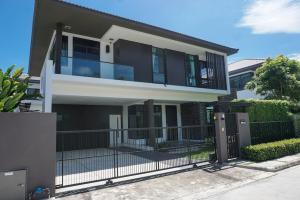 ขายบ้านนวมินทร์ รามอินทรา : ขาย บ้านเดี่ยว 2 ชั้น 73.1 ตารางวา พื้นที่ใช้สอย 235 ตร.ม. 4 ห้องนอน 3 ห้องน้ำ ตกแต่งครบ บ้านใหม่ พร้อมอยู่ โครงการมัณฑนา เลค วัชรพล โซนใกล้ทะเลสาบ (Lake Zone) ส่วนกลางกว่า 3 ไร่ ราคาพิเศษ 12.9 ล้านบาทเท่านั้น