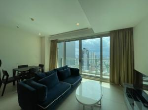 For RentCondoWongwianyai, Charoennakor : ‼️BEST PRICE‼️ Nice 1 bedroom 62 sqm High floor at 3x @ THE RIVER