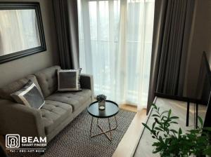 For RentCondoRatchadapisek, Huaikwang, Suttisan : NB013_P 💖NOBLE REVOLVE RATCHADA 2💖**Beautiful room, fully furnished, ready to move in**