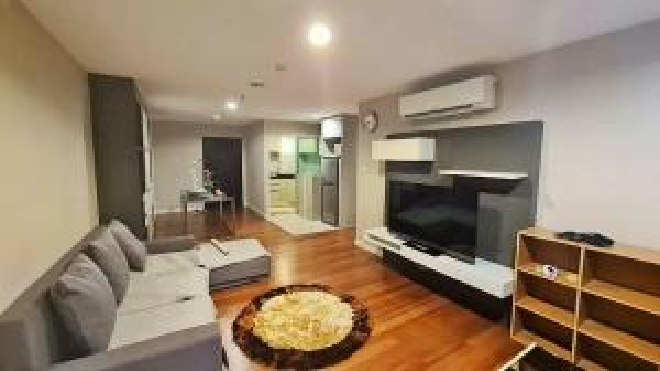 เช่าคอนโดพระราม 9 เพชรบุรีตัดใหม่ : 📣ว่างให้เช่าและขาย ห้องสวยราคาดี 🎊 Condo Bell Grand Rama9 type 3 bed 2 bath 101sqm 19th floor at building B2,