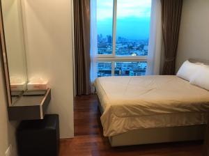 เช่าคอนโดสำโรง สมุทรปราการ : เช่าด่วน !! ห้องแต่งสวยมาก ชั้นสูง วิวสวย The Metropolis Samrong