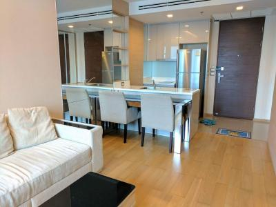 The Address Asoke for rent 1 bed 1 bath 44 sqm. 22th floor 25,000 baht