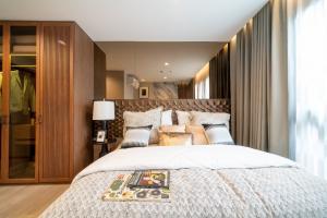 ขายคอนโดลาดพร้าว เซ็นทรัลลาดพร้าว : (🔥โปร 9.9 ลดอีก 9%❗ แถมมีเงินคืน💲) ทัก-ตอบไวมาก💯 มีจริง 1 ห้องนอนขนาดใหญ่ ⏫ เหมือนได้ไซส์ 2 ห้องนอน ทั้ง กว้าง โป่ง โล่ง 🆒 THE LINE Phahonyothin Park (เดอะ ไลน์ พหลโยธิน พาร์ค)