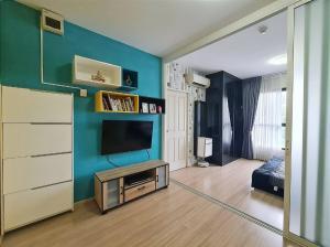 For RentCondoLadprao 48, Chokchai 4, Ladprao 71 : J072 for rent, price 6,000 baht! Condo 1 bedroom 29 sq m. Ready to move in today! (Call 095-929-5613)