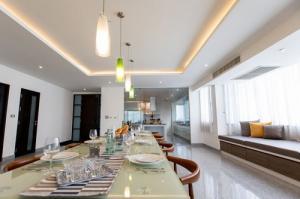 เช่าคอนโดอ่อนนุช อุดมสุข : 6407-102 ให้เช่า คอนโด สุขุมวิท พระโขนง Seven Place Residences 3ห้องนอน พื้นที่ใหญ่ ใกล้พระโขนง