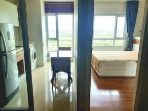 เช่าคอนโดรัตนาธิเบศร์ สนามบินน้ำ พระนั่งเกล้า : 6406-617 ให้เช่า คอนโด Centric ติวานนท์ สเตชั่น 1ห้องนอน ชั้นสูง พร้อมเข้าอยู่  ใกล้MRTแยกติวานนท์