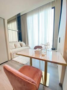 เช่าคอนโดสะพานควาย จตุจักร : 6406-585 ให้เช่า คอนโด The Reserve  พหลฯ-ประดิพัทธ์ 1ห้องนอน Duplex พร้อมอยู่ ใกล้BTSสะพานควาย