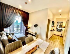 เช่าคอนโดวงเวียนใหญ่ เจริญนคร : Condo Niche Mono เจริญนคร         2 bedrooms , 1 bathroom , 49 sqm , 25 frool