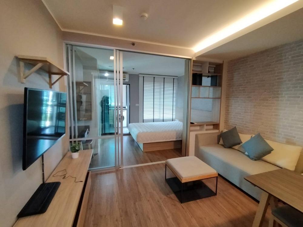 เช่าคอนโดพระราม 3 สาธุประดิษฐ์ : ลดพิเศษ.. ให้เช่าคอนโด U Delight Residence Riverfront พระราม 3 / 12,000 บาท