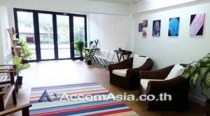 For RentTownhouseWitthayu,Ploenchit  ,Langsuan : Pet Allowed | Living with natural Apartment 2 Bedrooms For Rent MRT Lumphini in Sathorn Bangkok (AA16932)Pet Allowed | Living with natural Apartment 2 Bedrooms For Rent MRT Lumphini in Sathorn Bangkok (AA16932)  Area : 2