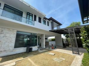 For SaleHousePinklao, Charansanitwong : A.N – For sale Ban Nantawan Pinklao-Ratchapruek area 289 sq.m., 4 bedrooms, 5 bathrooms, house