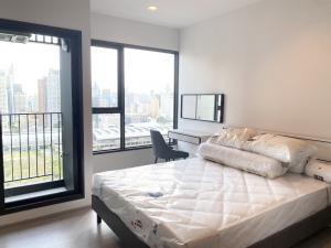 For RentCondoRama9, RCA, Petchaburi : For rent Life Asoke Rama9 🍁 new room 🍁 26 sqm 🍁 11000 baht only