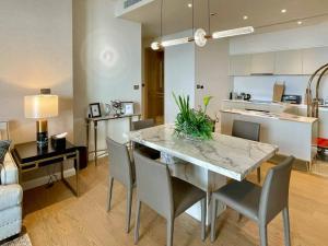 เช่าคอนโดวงเวียนใหญ่ เจริญนคร : Magnolia Waterfront Residence ICONSIAM for rent 3 bed room ( ready to move in)