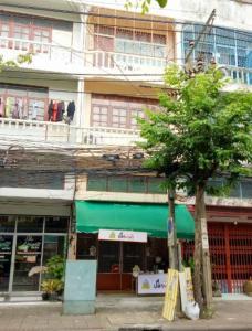 ขายทาวน์เฮ้าส์/ทาวน์โฮมนานา : ขายอาคารพาณิชย์ 3 ชั้นครึ่ง เพชรเกษม63  ใกล้ MRTสถานีหลักสอง เดอะมอลล์บางแค ถนนเอกชัย ถนนกาญจนาภิเษก