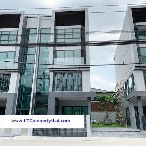เช่าตึกแถว อาคารพาณิชย์วิภาวดี ดอนเมือง หลักสี่ : ให้เช่าตึกแถว 4 ชั้น มีลิฟท์ ถนนทรงประภา เนื้อที่ 40 ตารางวา 3 ห้องนอน 6 ห้องน้ำ ราคาเช่า 45,000 บาทต่อเดือน