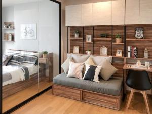 For SaleCondoSathorn, Narathiwat : Noble Revo Silom fully furnished unit for rent&sale