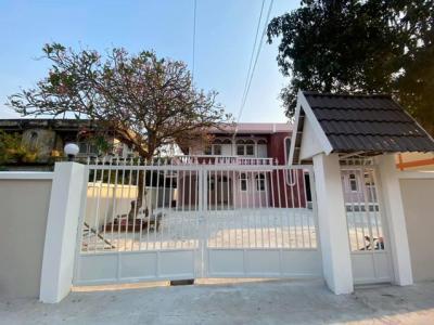 ขายบ้านลาดพร้าว101 แฮปปี้แลนด์ : AH121ขายพร้อมผู้เช่า บ้านเดี่ยว 104 ตรว. พื้นที่ใช้สอย 300 ตรม ลาดพร้าว 101 แยก 27