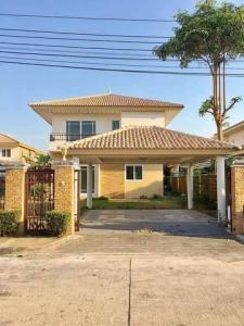 ขายบ้านปิ่นเกล้า จรัญสนิทวงศ์ : AHT165ขายบ้านเดี่ยว107ตารางวา หมู่บ้านศุภาลัยมณฑลาปิ่นเกล้า- พุทธมณฑลสาย 1