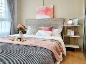 For SaleCondoNonthaburi, Bang Yai, Bangbuathong : W0715 Condo for sale, D Condo Rattanathibet 1 bedroom 1 bathroom Size 28.84 sqm. , 4th floor, Building D, fully furnished