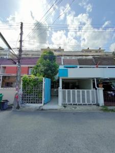 For RentTownhouseChiang Mai : Townhouse for rent, ready to move in, near Nimman, Maya, Suthep, Chiang Mai