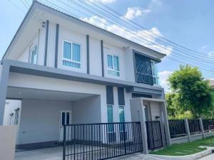 ขายบ้านวิภาวดี ดอนเมือง หลักสี่ : ขายบ้านเดี่ยว คาซ่าวิลล์ ดอนเมือง สรงประภา บ้านสวย บ้านใหม่ พร้อมอยู่