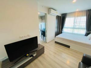เช่าคอนโดบางแค เพชรเกษม : เช่าด่วน !! ห้องแต่งสวยมาก ห้องกว้าง Chewathai Phetkasem 27