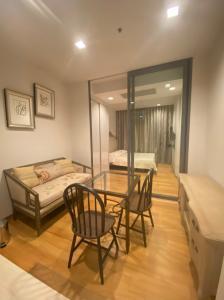 For RentCondoNana, North Nana,Sukhumvit13, Soi Nana : Hyde 13 for rent, near BTS Nana - Asoke, good view, good location, size 31 sqm. 1 bedroom, 1 bathroom, only 18,000 baht / month