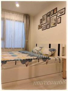 เช่าคอนโดพระราม 9 เพชรบุรีตัดใหม่ : คอนโดให้เช่า  Life Asoke  BA21_08_145_02  ห้องสวย เครื่องใช้ไฟฟ้าครบ ราคา 16,999 บาท
