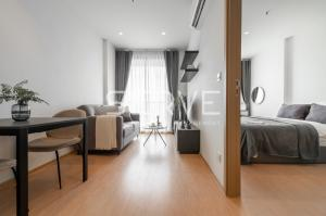 For RentCondoLadprao, Central Ladprao : 🔥🔥Good Location Close to MRT Lat Phrao 330 m. - 1 Bed Modern Style High Fl. 20+ at Maru Ladprao 15 / Condo For Rent