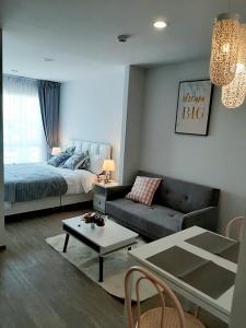 For RentCondoOnnut, Udomsuk : For rent, Regent home, Sukhumvit 97/1, the most livable room, near BTS Bang Chak station.