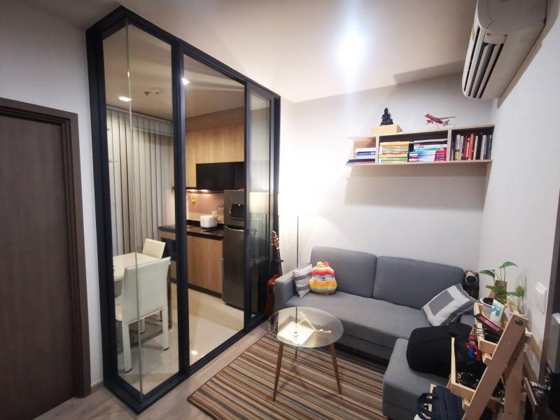 ขายคอนโดบางซื่อ วงศ์สว่าง เตาปูน : N8260221  ขาย/For Sale Condo THE LINE Wongsawang (เดอะ ไลน์ วงศ์สว่าง)1นอน 30ตร.ม ห้องสวย ทำเลดี พร้อมอยู่