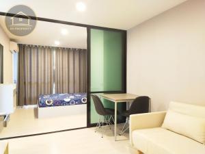 For SaleCondoMin Buri, Romklao : Urgent SALE, The Cube Plus, Minburi, New Condition, Beautiful, Ready to move in.