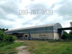 For SaleLandPrachin Buri : Land with factories for sale. have business license Purple area, size 13 rai 3 ngan 59 square wa, Nong Phong Subdistrict, Si Maha Pho District, Prachin Buri Province