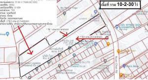 ขายที่ดินเกษตร นวมินทร์ ลาดปลาเค้า : ขายที่ดินถนนนวลจันทร์ 4,230 ตารางวา