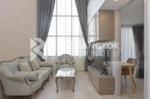 For RentCondoSathorn, Narathiwat : For rent Knightsbridge Prime Sathorn 1 bed Duplex Floor 30+ next to Narathiwat Road.