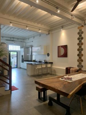 For RentTownhouseRama9, RCA, Petchaburi : For rent nice Townhouse in Prime area on Rama9, Ekamai, Ramintra area