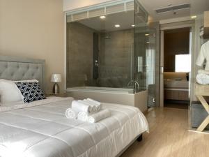 For SaleCondoPattaya, Bangsaen, Chonburi : Cetus Beachfront 1 ห้องนอน 6.2 ล้าน