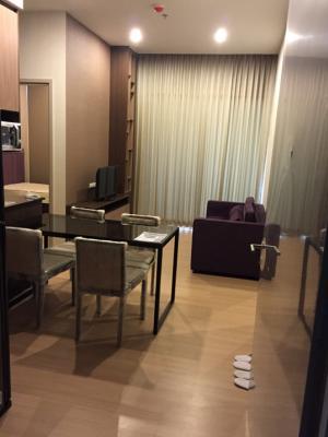 For RentCondoRama9, RCA, Petchaburi : For rent Capital Ekamai - Thonglor condo near MRT Phetchaburi, Airport Link Makkasan and Thonglor Ekamai