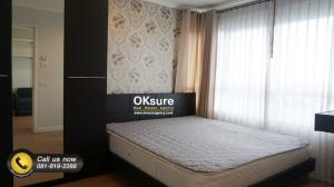 For RentCondoPinklao, Charansanitwong : Condo for Rent Lumpini park pinklao (1 bedroom, 37 sq.m.)