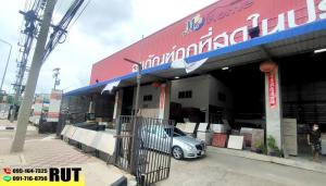 For RentWarehouseMahachai Samut Sakhon : Warehouse for sale-rent !! with office, next to Rama 2 Road, outbound side