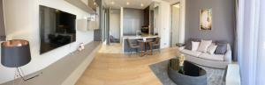 For RentCondoSilom, Saladaeng, Bangrak : For Rent Saladaeng One 1 Bedroom Fully Furnished