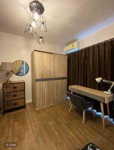 For SaleCondoRatchadapisek, Huaikwang, Suttisan : BC_01410 Condo for sale A Space Play Ratchada-Sutthisan