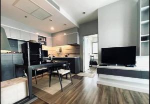 For RentCondoOnnut, Udomsuk : Wyne by Sansiri for rent 1 bedroom 45 sq.m. fl.8 Corner unit Fully furnished, Ready move in near BTS Phrakhanong