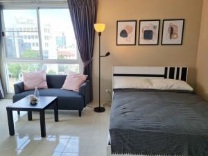 เช่าคอนโดบางนา แบริ่ง : ให้เช่า Sunshine Condominium (ซันชายน์ คอนโดมิเนียม) รีโนเวทใหม่