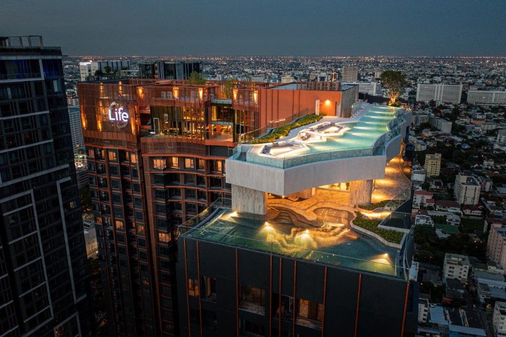 ขายดาวน์คอนโดลาดพร้าว เซ็นทรัลลาดพร้าว : ดีลดีที่สุด Life Ladprao Vallety ซื้อตรงกับโครงการ ห้อง 28.8 ตรม / 088-698-7956 คุณอีน พนักงานขาย