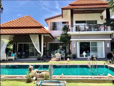 ขายบ้านภูเก็ต ป่าตอง : Beach Pool villa at Rawai Phuket