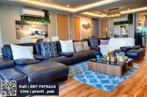 เช่าคอนโดนานา : For Rent 15 Sukhumvit Residence 4 Bed (combine room) High Floor , Nice Decoration 65,000/Month