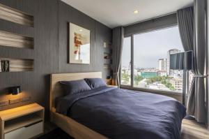 For RentCondoSukhumvit, Asoke, Thonglor : Line ID : lifebkk Rent Ceil by Sansiri  2Bed/2Bath  Area 64 Sq.m. Floor 10 Rental 35,000 Bath/month