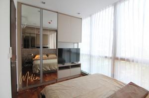 For SaleCondoRatchathewi,Phayathai : Sell/Rent Siam Wish Signature Condo, Midtown Siam, corner room, 1 bedroom, 1 bathroom, 35 sq.m.